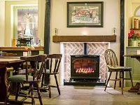 Our quirky 18th century is an ideal setting for a cosy meal for two or larger groups